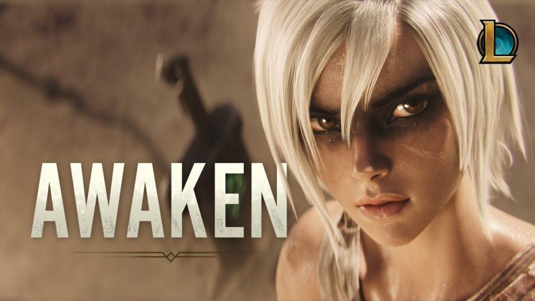 League of Legends Awaken