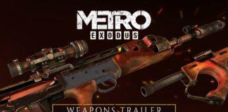 Metro Exodus Armes