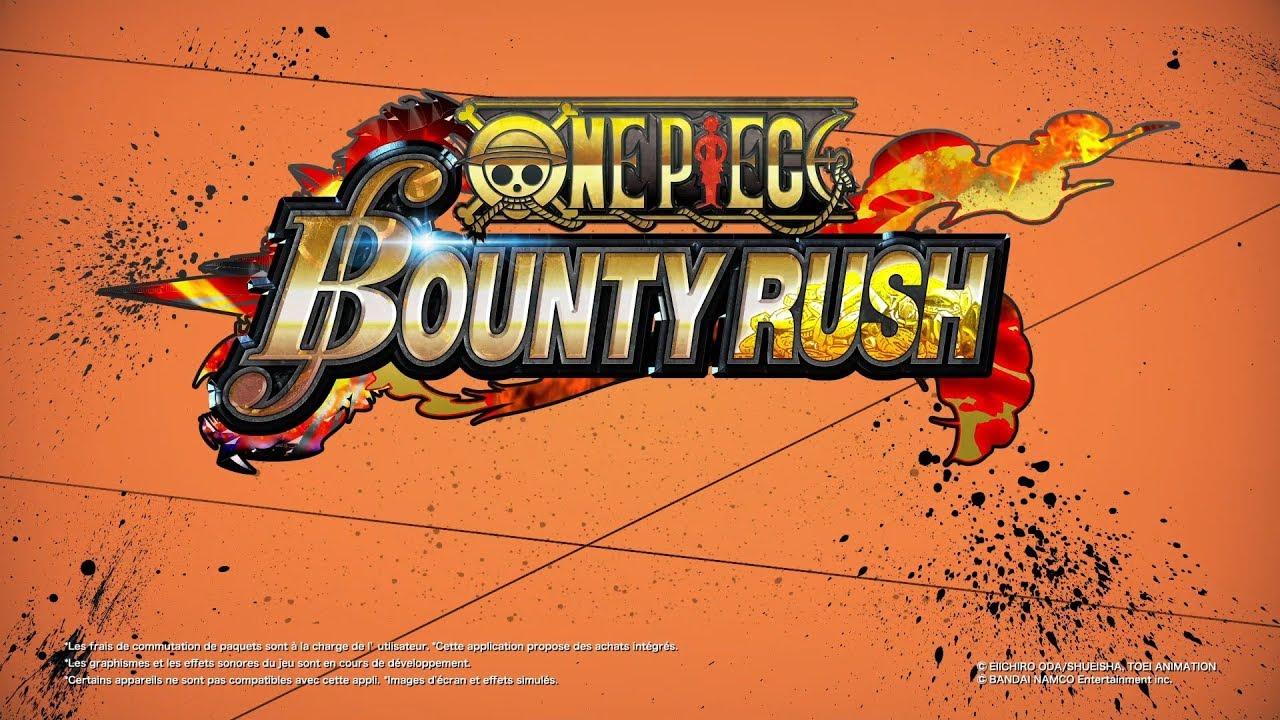 One Piece Bounty Rush est désormais disponible sur mobile