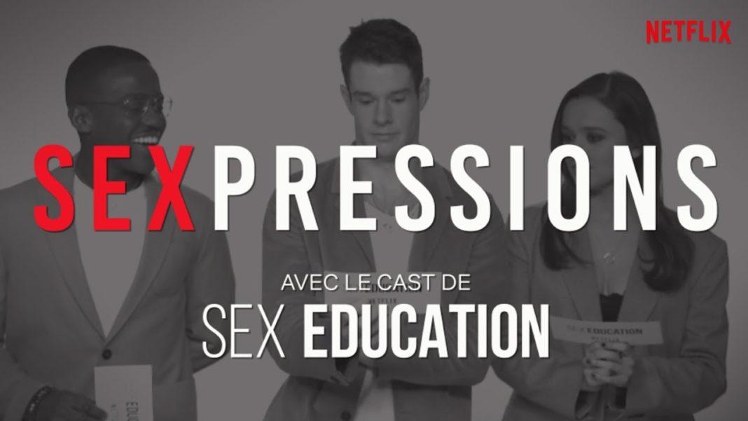 Sex Education I Sexpressions I Netflix