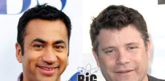 The-Big-Bang-Theory---Kal-Penn-et-Sean-Astin