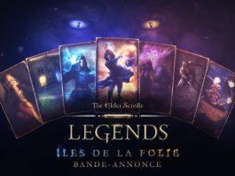 The Elder Scrolls: Legends - Les Iles de la Folie