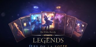 The Elder Scrolls: Legends - Les Iles de la Folie