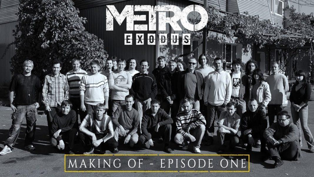 The Making Of Metro Exodus - Episode One