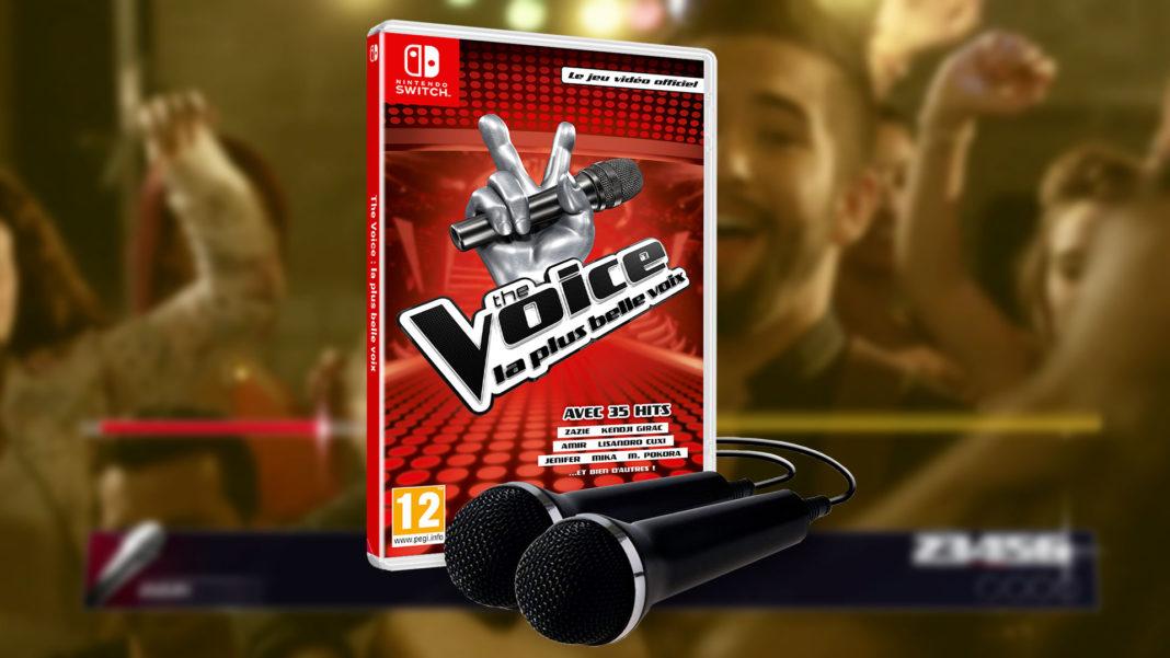 The-Voice,-La-plus-belle-voix---Le-jeu-vidéo-officiel