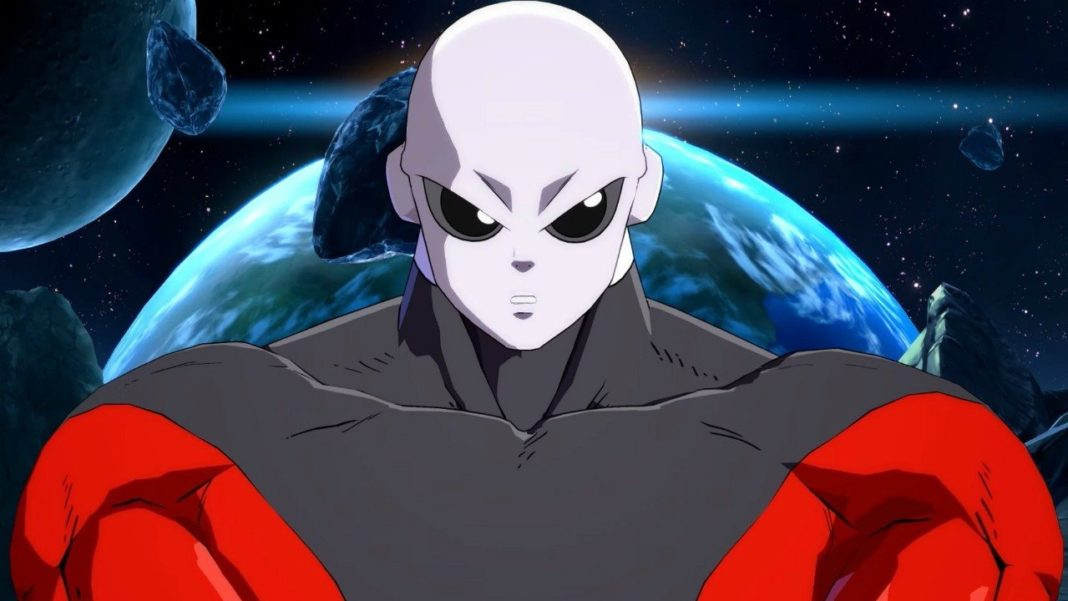 Dragon Ball FighterZ : Jiren