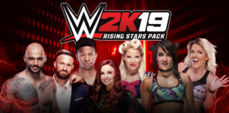 wwe 2k19 risingstars