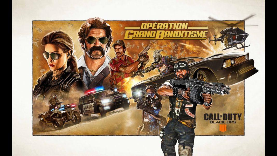 Call of Duty: Black Ops 4 L'Opération Grand banditisme