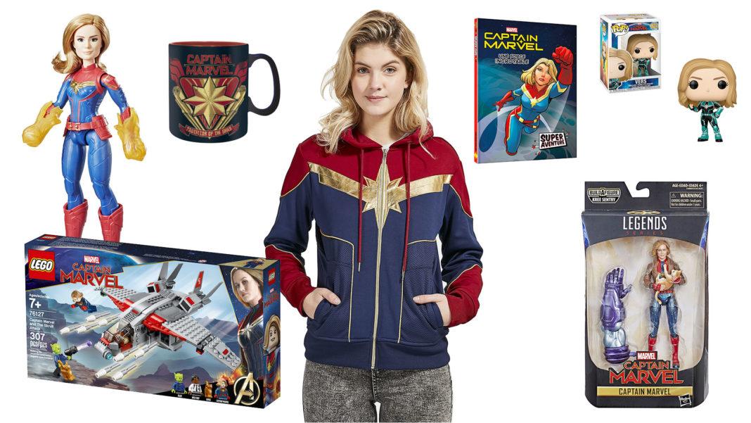 Captain-Marvel-Merchandising