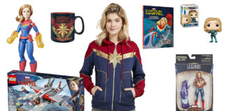 Captain-Marvel-Merchandising
