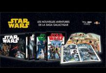 Comics Star Wars, L'édition spéciale aux éditions Altaya