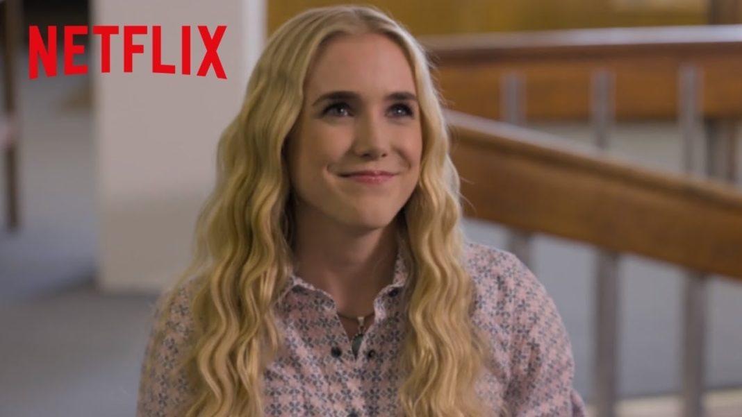 Courage et rodéo Netflix