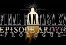 Final Fantasy XV Episode Ardyn