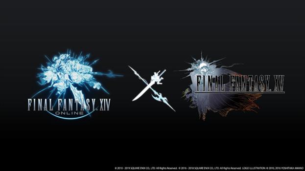 Final Fantsy XIV X Final Fantasy XV 01