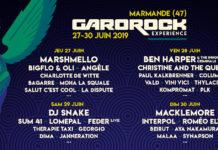 Garorock 2019
