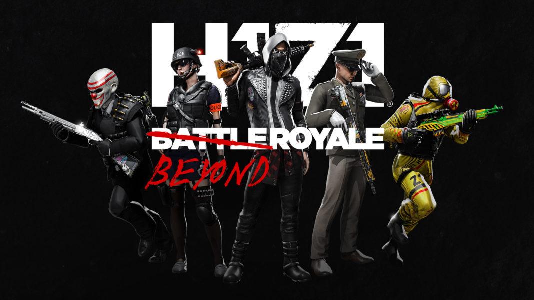 H1Z1 : Battle Royale