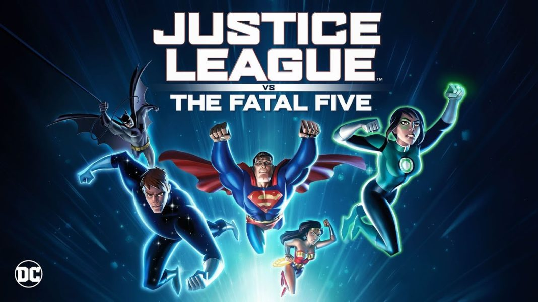 Justice League vs. The Fatal Five,
