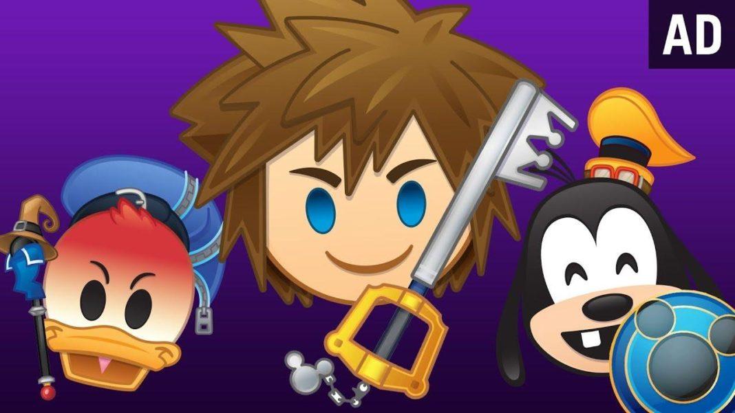 Kingdom Hearts III Emojis