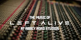 LEFT ALIVE studios Abbey Road