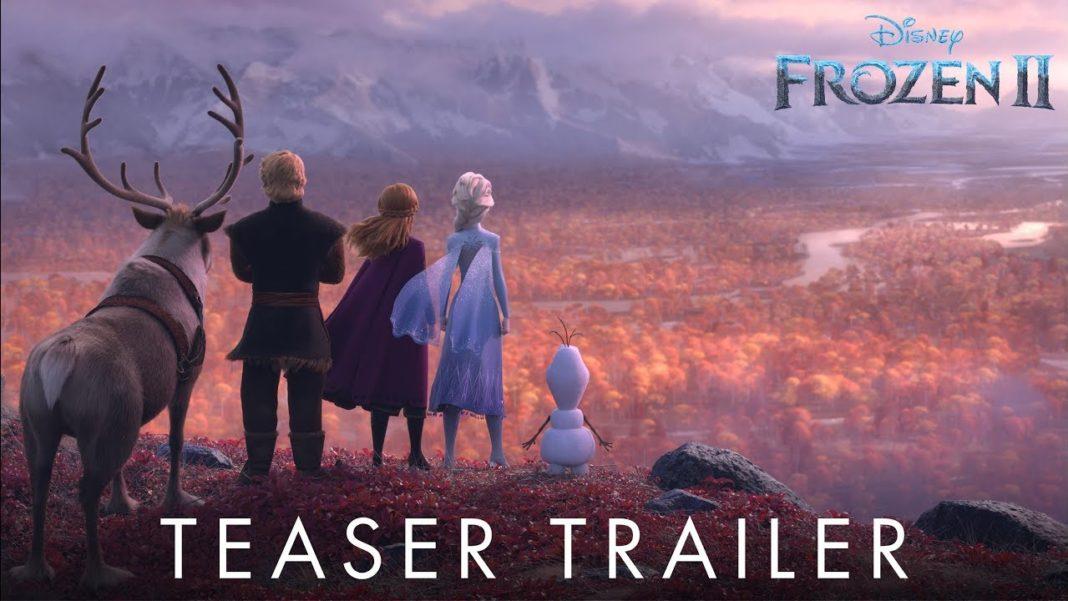 La Reine des Neiges 2 Frozen 2
