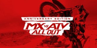 MX vs ATV All Out Anniversary Edition