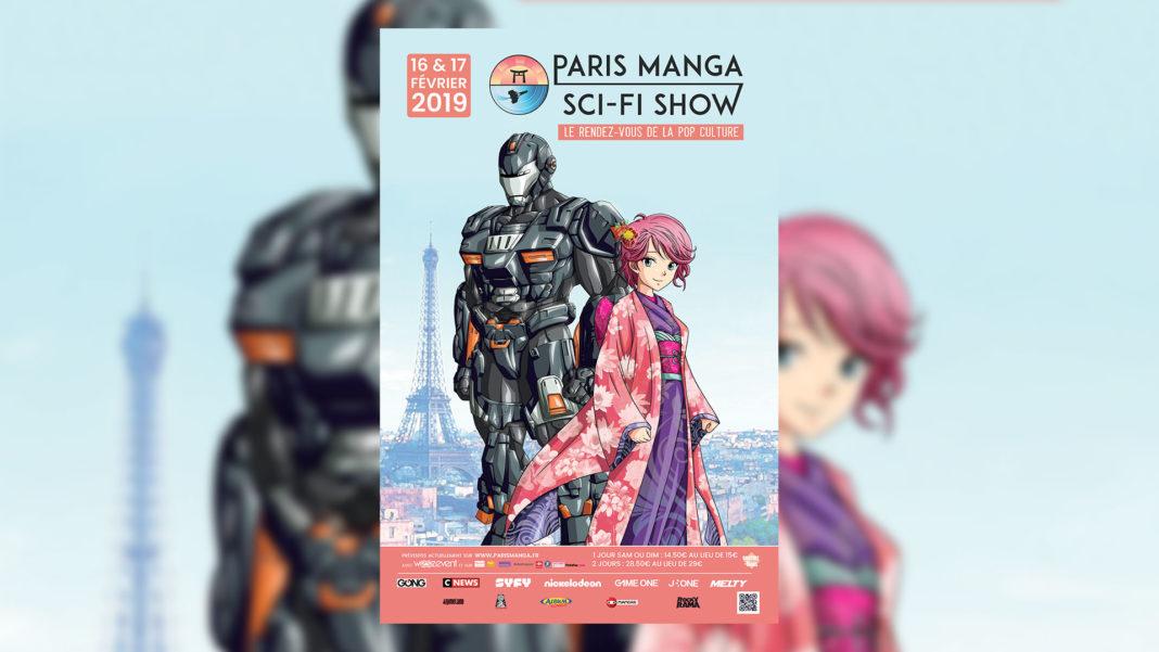 Le week-end du 16 et 17 février prochain, ne ratez pas le salonPARIS MANGA & SCI-FI SHOWdans sa 27ème édition à Paris Expo Porte-de-Versailles.