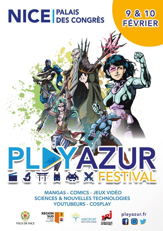 Play Azur Festival 2019