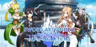 Sword Art Online : Memory Defrag