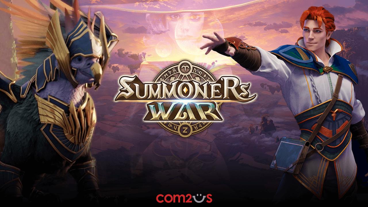 Summoners War : Com2uS et Skybound présentent un court