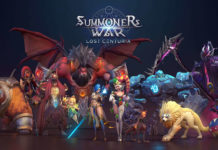 Summoners War : Lost Centuria