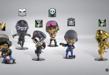 Ubisoft-Ubicollectible-Rainbow-Six-Siege-Six-collection---Bundle-série-3