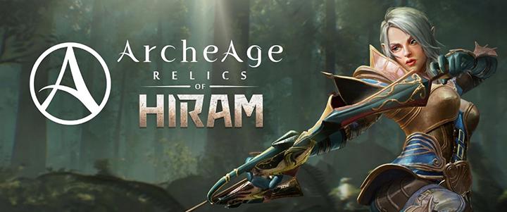 ArcheAge - Les Reliques d'Hiram