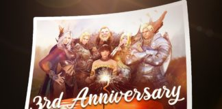 Black Desert Online - Thank you for 3 years of Adventure