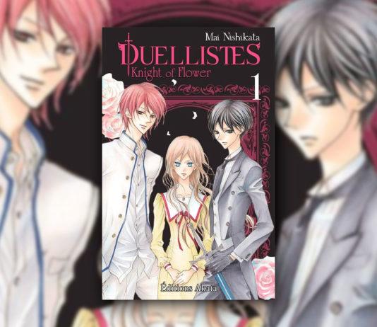 Duellistes, Knight-of-Flower