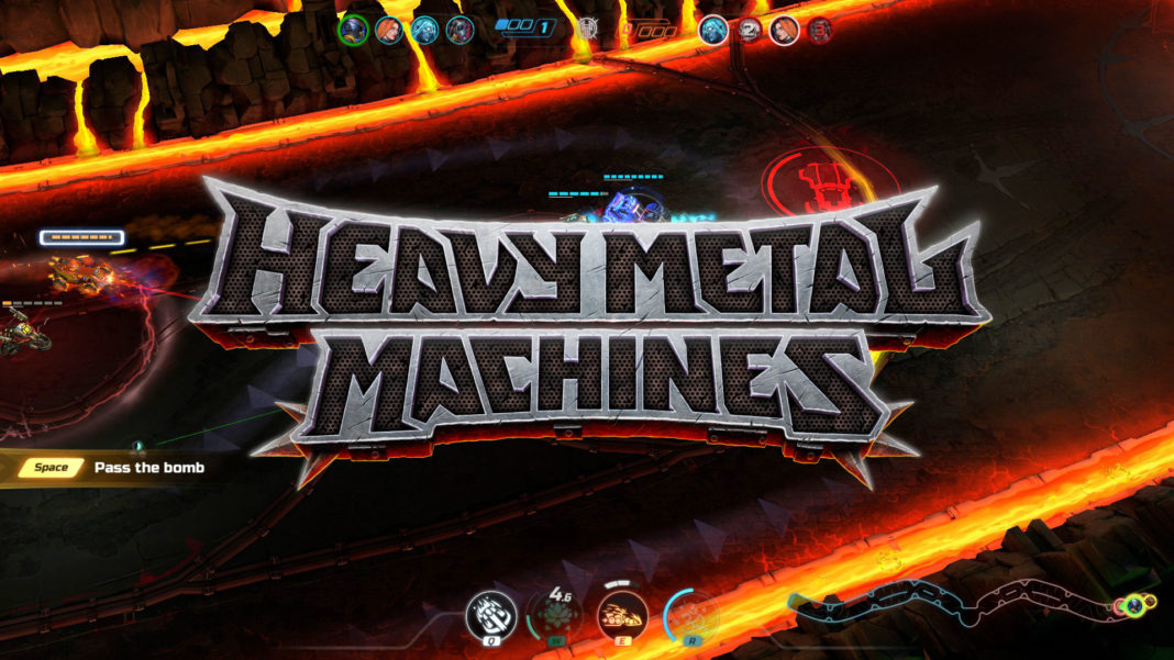 Heavy-Metal-Machines