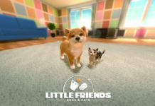 Little Friends : Dogs & Cats