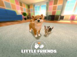 Little Friends : Dogs & Cats