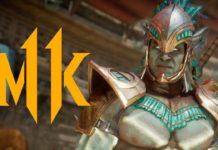 Mortal Kombat 11 Kotal Kahn