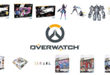 Overwatch Hasbro