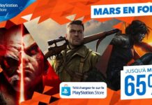 PlayStation Store | Promos Mars en folie