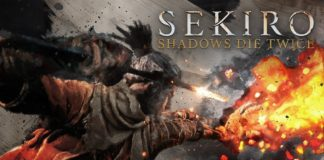 Sekiro : Shadows Die Twice