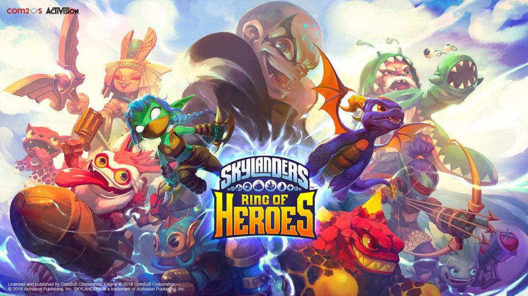 Skylanders Ring of Heroes