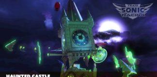 Team Sonic Racing Haunted Castle