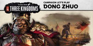 Total War - THREE KINGDOMS Dong Zhuo
