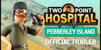 Two Point Hospital- Pebberley Island