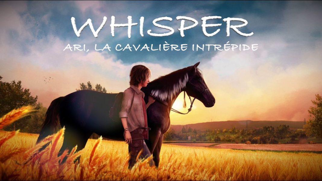 Whisper - Ari, La Cavalière Intrépide