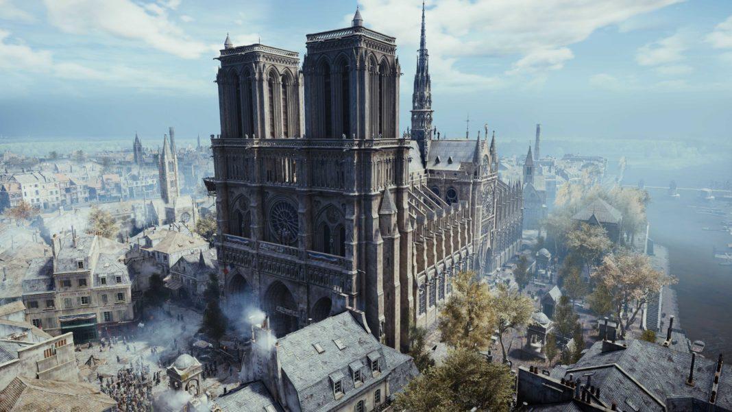 Assassin's Creed Unity Notre-Dame de Paris