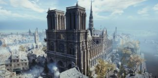 Assassin's Creed Unity Notre-Dame de Paris