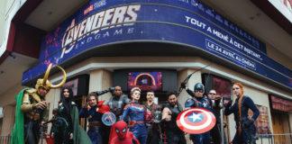 Avengers: Endgame Marathon