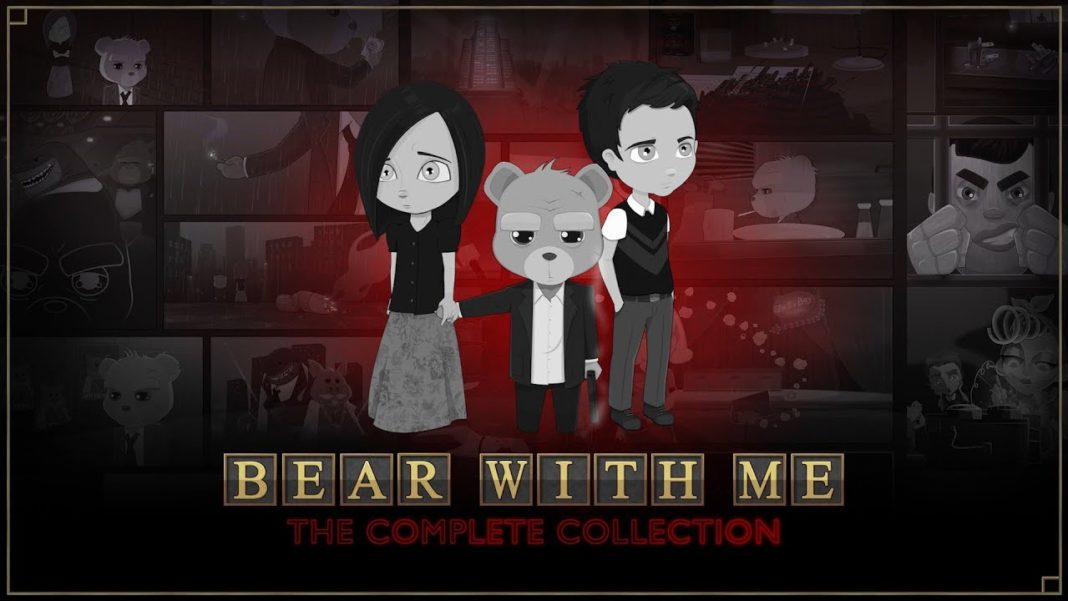 Bear With Me: The Lost RobotsBear With Me: The Lost Robots